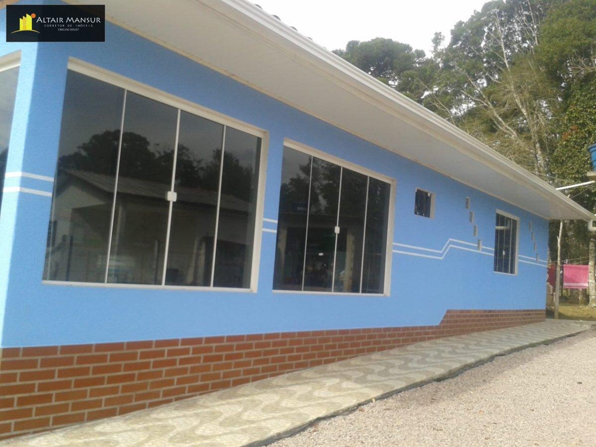 Fazenda/sítio/chácara/haras com 4 Dormitórios à venda, 3.720 m² por R$ 260.000,00
