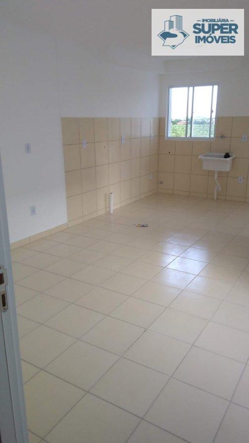 Apartamento a Venda no bairro Areal em Pelotas - RS. 1 banheiro, 2 dormitórios, 1 vaga na garagem, 1 cozinha,  área de serviço,  sala de estar.  - 510