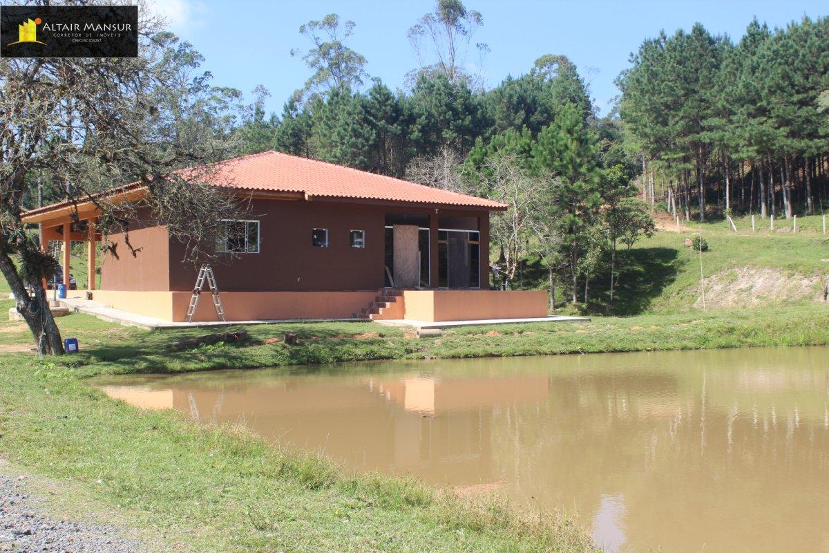 Fazenda/sítio/chácara/haras à venda  no Vossoroca - Tijucas do Sul, PR. Imóveis