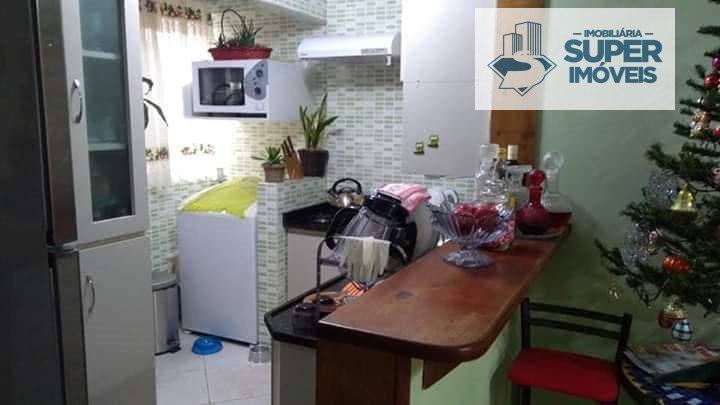 Apartamento a Venda no bairro Centro em Pelotas - RS. 1 banheiro, 1 dormitório, 1 cozinha,  área de serviço,  sala de tv,  sala de jantar.  - 882