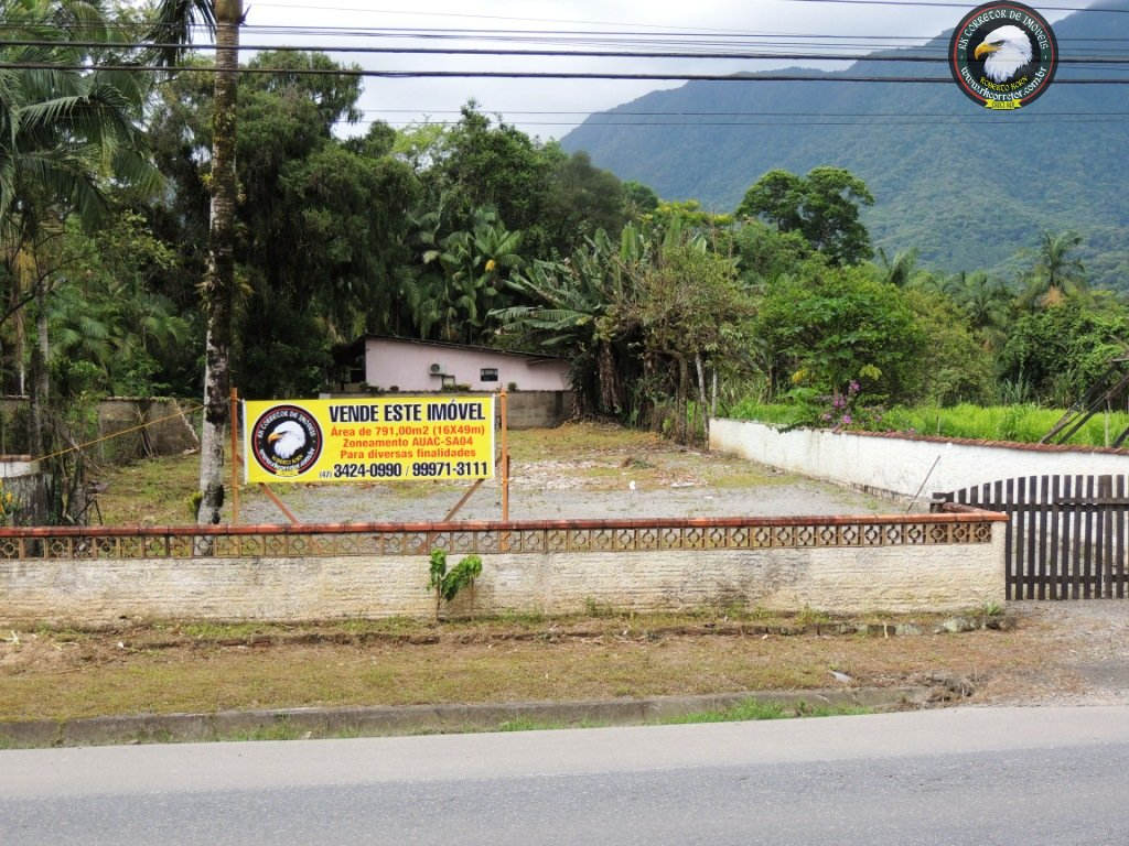 Terreno/Lote à venda  no Pirabeiraba (Dona Francisca) - Joinville, SC. Imóveis
