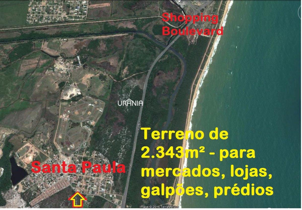 Terreno a Venda no bairro Santa Paula em Vila Velha - ES.  - 178