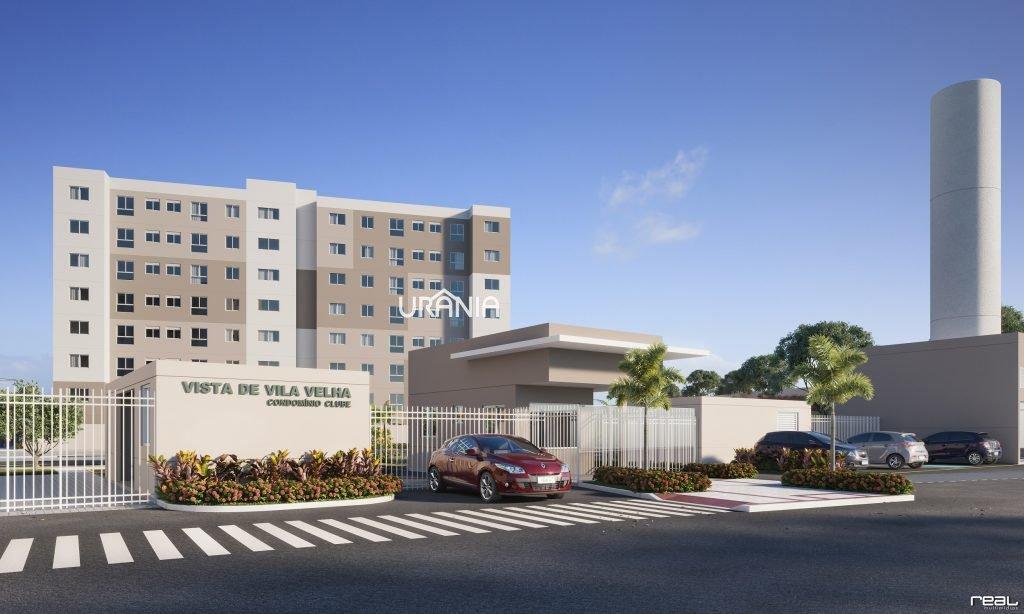 Apartamento a Venda no bairro Ataíde em Vila Velha - ES. 1 banheiro, 2 dormitórios, 1 vaga na garagem,  lavabo,  sala de tv,  sala de jantar.  - 247