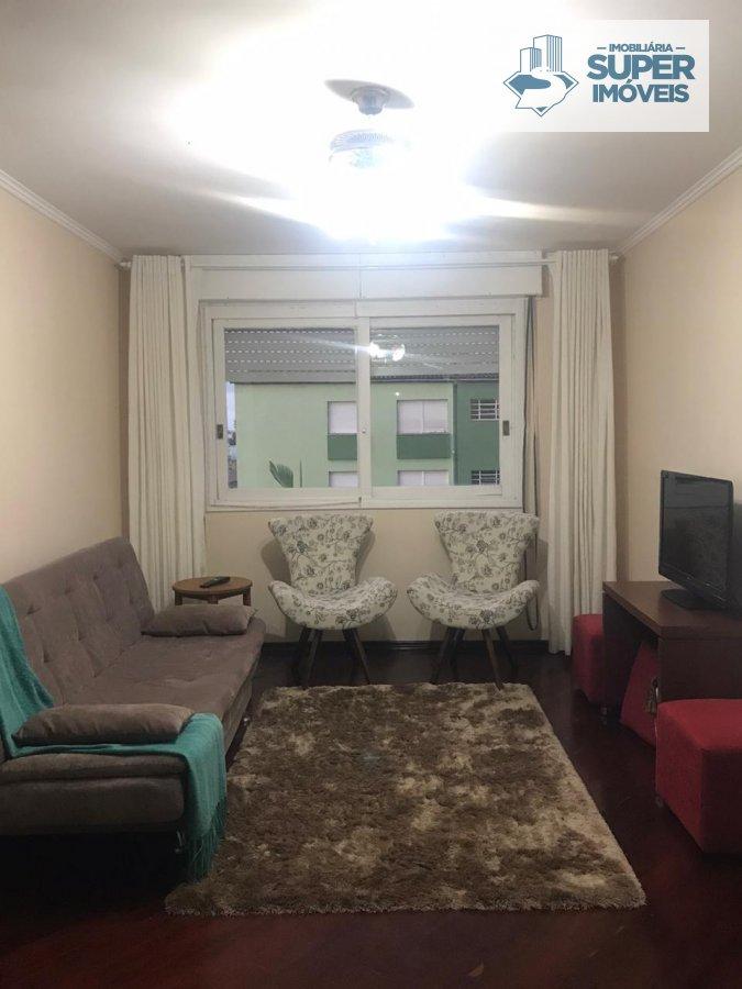 Apartamento a Venda no bairro Fragata em Pelotas - RS. 2 banheiros, 2 dormitórios, 1 vaga na garagem, 1 cozinha,  área de serviço,  sala de estar,  sa