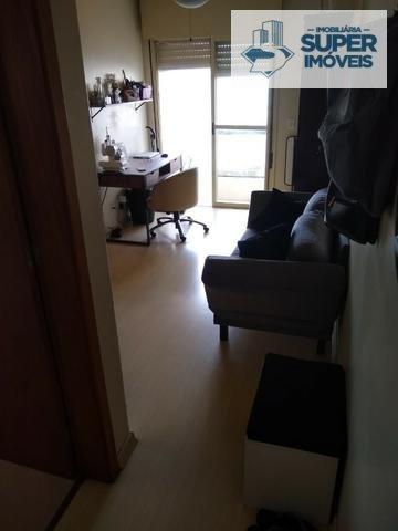 Apartamento a Venda no bairro Centro em Pelotas - RS. 1 banheiro, 1 dormitório, 1 cozinha,  área de serviço,  sala de estar,  sala de jantar.  - 998
