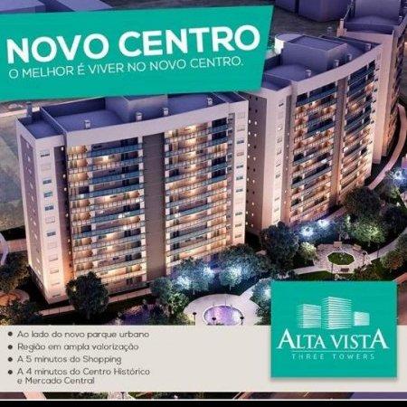 Apartamento a Venda no bairro Centro em Pelotas - RS. 2 banheiros, 2 dormitórios, 1 suíte, 1 vaga na garagem, 1 cozinha,  área de serviço,  sala de es