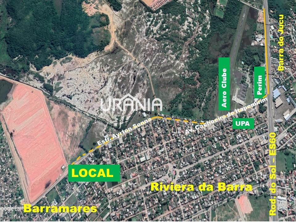 Terreno a Venda no bairro Riviera da Barra em Vila Velha - ES.  - 308