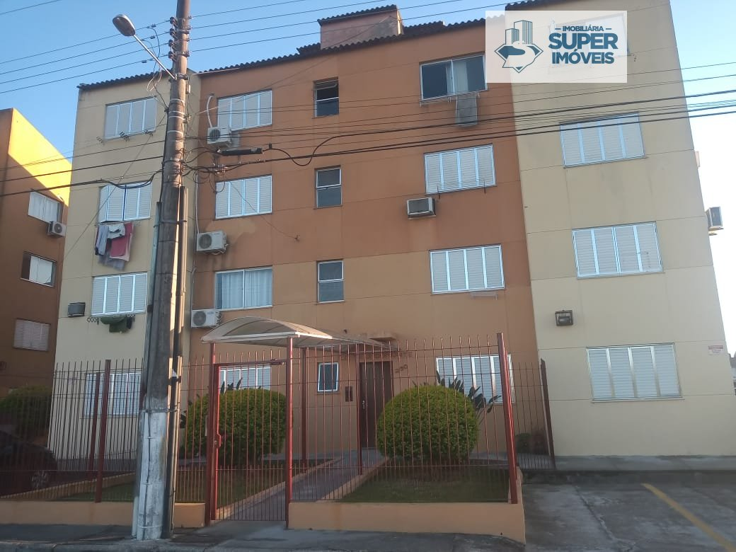 Apartamento a Venda no bairro Areal em Pelotas - RS. 1 banheiro, 1 dormitório, 1 cozinha,  área de serviço,  sala de estar,  sala de jantar.  - 1659