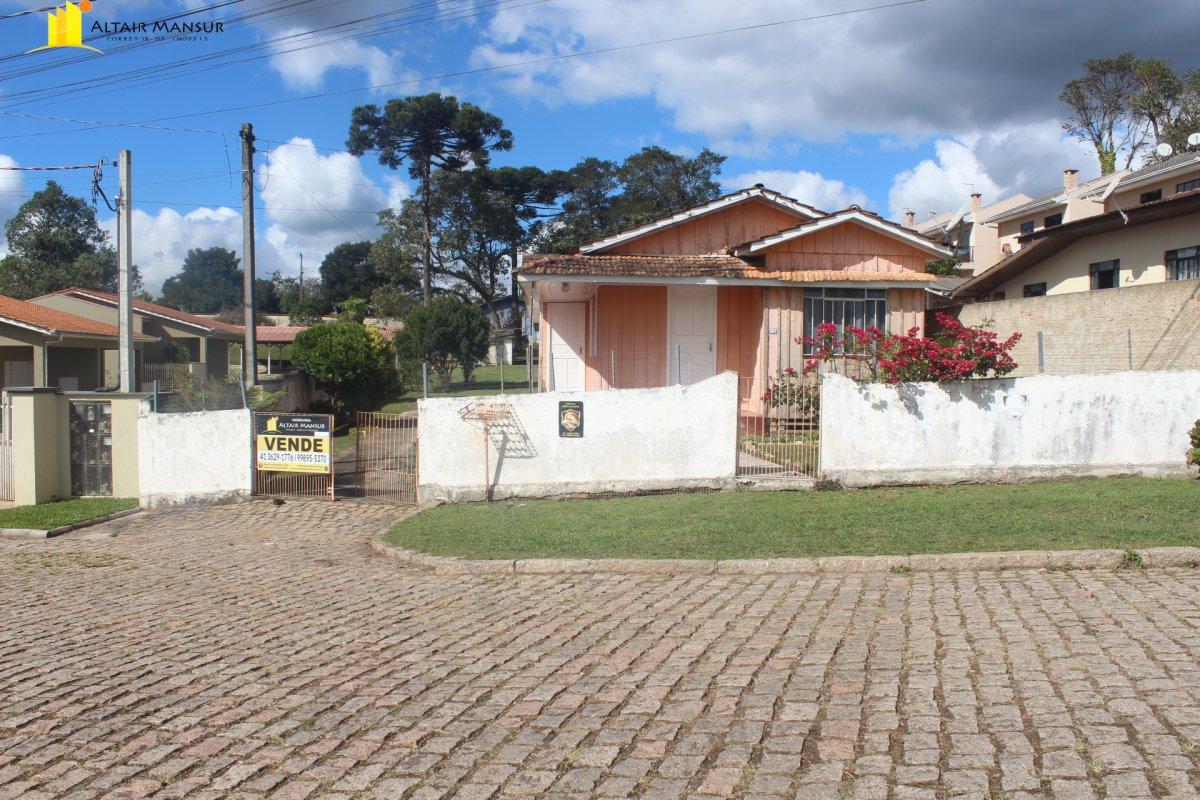 Casa à venda  no Centro - Tijucas do Sul, PR. Imóveis