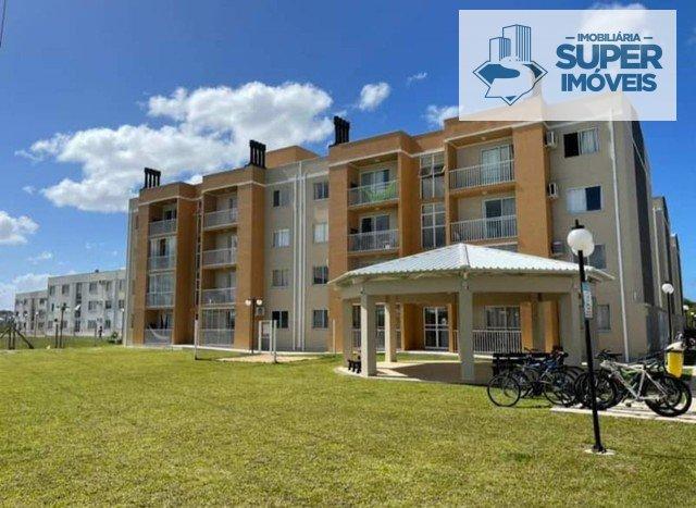 Apartamento a Venda no bairro São Gonçalo em Pelotas - RS. 1 banheiro, 2 dormitórios, 1 vaga na garagem, 1 cozinha,  área de serviço,  sala de estar,