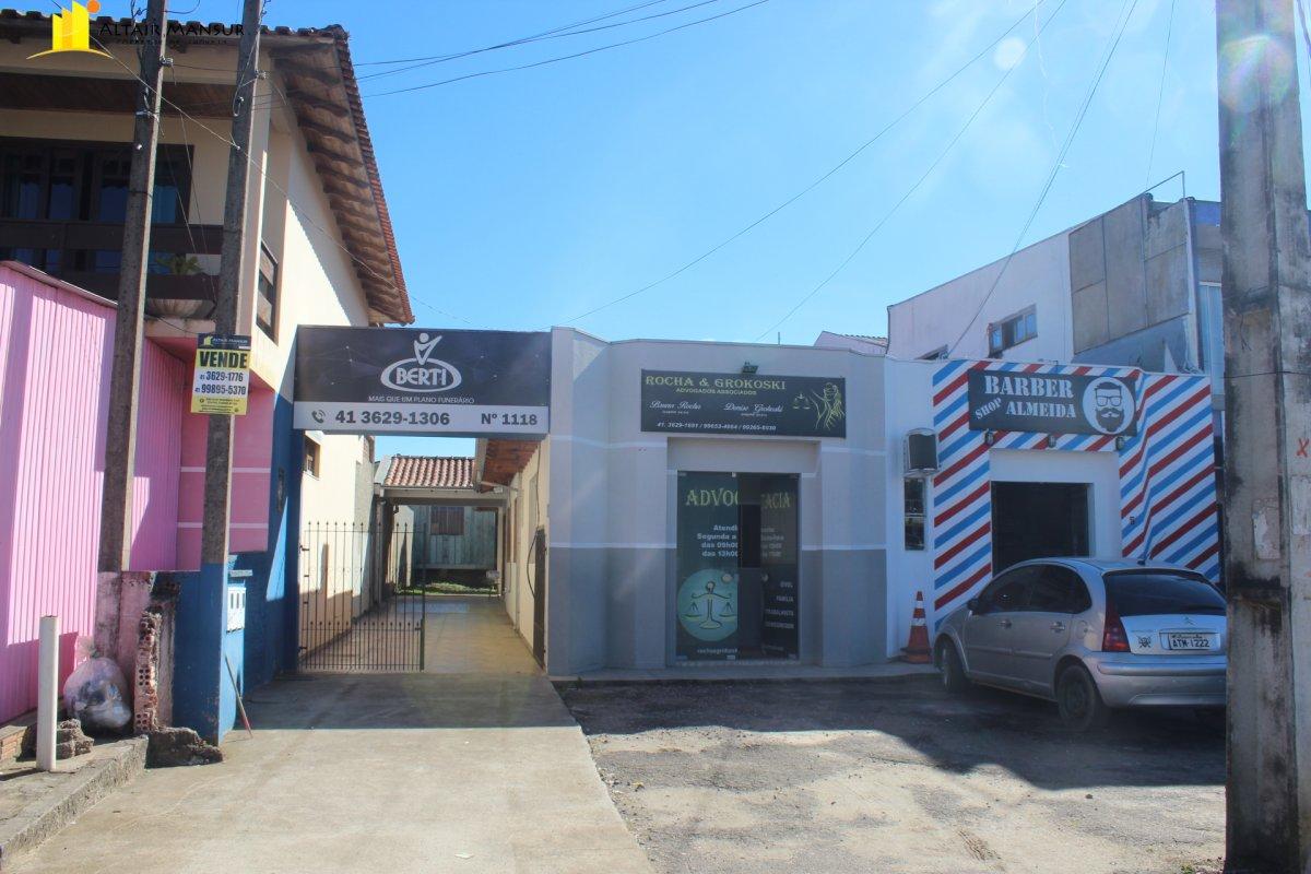 Ponto comercial à venda  no Centro - Tijucas do Sul, PR. Imóveis
