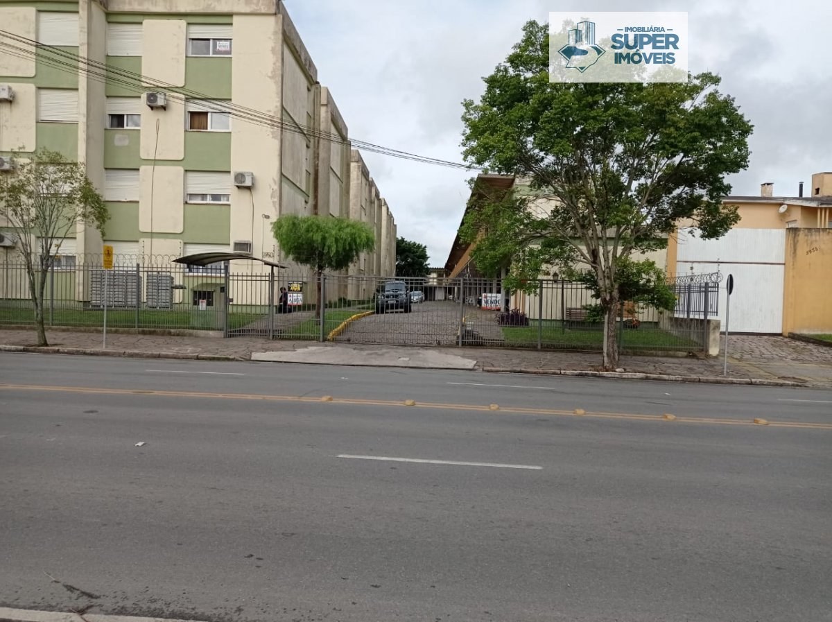 Apartamento a Venda no bairro Centro em Pelotas - RS. 2 banheiros, 2 dormitórios, 1 vaga na garagem, 1 cozinha,  área de serviço,  sala de estar,  dep